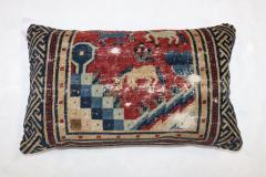 Animal Motif Tibetan Pillow rug no 31306b - 1536914