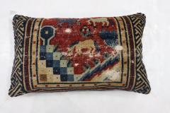 Animal Motif Tibetan Pillow rug no 31306b - 1536921