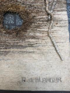 Anna De Blander Contemporary tapestry by Anne de Blander Timanfaya  - 1071111