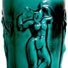 Anna Lisa Thomson Vase with Sporty Female Figures by Anna Lisa Thomson - 1896467