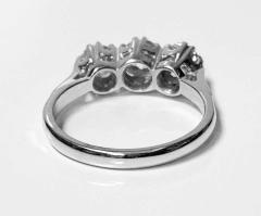 Antique 14 Karat Diamond Ring circa 1930 - 1881474