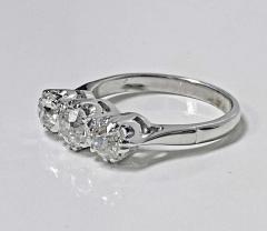 Antique 14 Karat Diamond Ring circa 1930 - 1881477