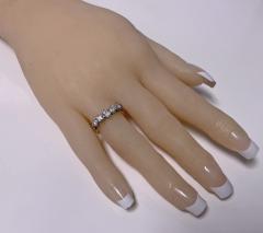 Antique 15 Karat Platinum Diamond Ring circa 1920 - 1925461