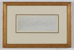 Antique 18th C Paul Sandby Master Drawing - 2142256