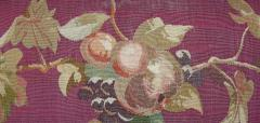 Antique 18th Century French Tapestry Pillow 23 x 14 - 1188522