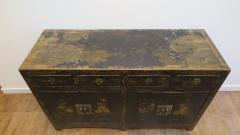 Antique 19th Century Chinese Sideboard - 2089824