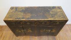 Antique 19th Century Chinese Sideboard - 2089828