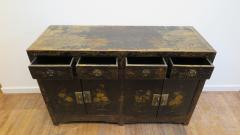 Antique 19th Century Chinese Sideboard - 2089829