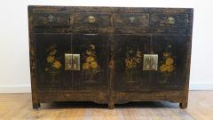 Antique 19th Century Chinese Sideboard - 2089830