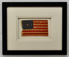 Antique 37 Star American Flag - 1356494