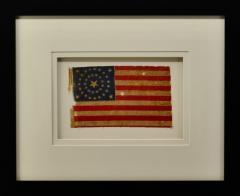 Antique 37 Star American Flag - 1356496