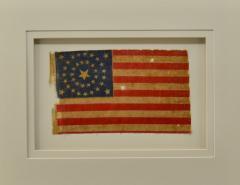 Antique 37 Star American Flag - 1356497