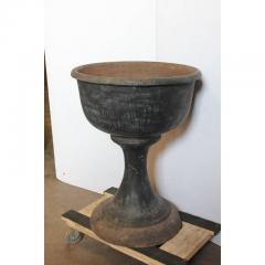 Antique American Cast Iron Urn - 1365355