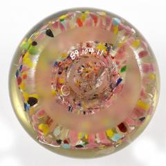 Antique American Glass Paperweight To My Friend  - 139532