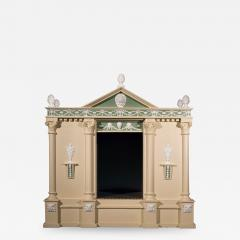 Antique Architectural Dog Bed or Dog House - 963306