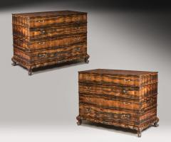 Antique Asian Important Pair of Commodes Chests of Majestic Proportions - 1191823