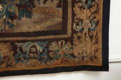 Antique Aubusson Verdure Landscape Tapestry - 1325929