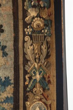 Antique Aubusson Verdure Landscape Tapestry - 1325932