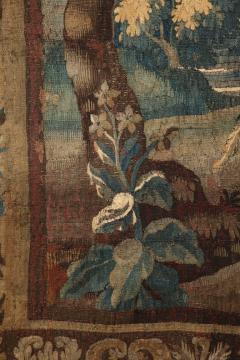 Antique Aubusson Verdure Landscape Tapestry - 1325933