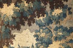 Antique Aubusson Verdure Landscape Tapestry - 1325938