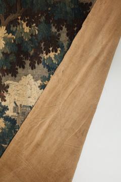 Antique Aubusson Verdure Landscape Tapestry - 1325942