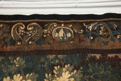 Antique Aubusson Verdure Landscape Tapestry - 1325943