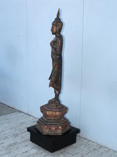 Antique Buddha Standing Sculpture - 1231932