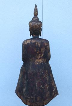 Antique Buddha Standing Sculpture - 1231936