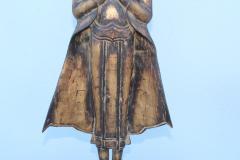 Antique Buddha Standing Sculpture - 1231955