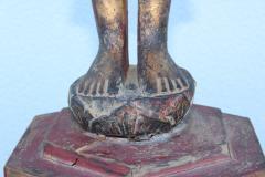 Antique Buddha Standing Sculpture - 1231957
