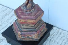 Antique Buddha Standing Sculpture - 1231976