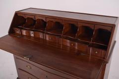 Antique Bureau Writing Desk D Maria Style Vinh tico Wood - 1838939