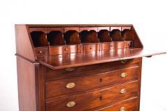 Antique Bureau Writing Desk D Maria Style Vinh tico Wood - 1838943