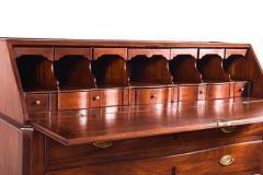 Antique Bureau Writing Desk D Maria Style Vinh tico Wood - 1838945
