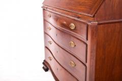 Antique Bureau Writing Desk D Maria Style Vinh tico Wood - 1838949