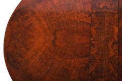 Antique Burr Walnut Sutherland Table England 1870 s - 1873735
