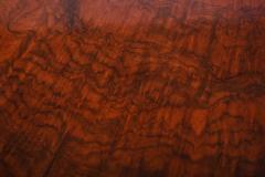 Antique Burr Walnut Sutherland Table England 1870 s - 1873736