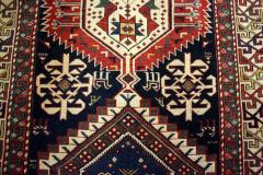 Antique Caucasian Shirvan Carpet - 852218