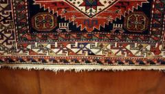 Antique Caucasian Shirvan Carpet - 852221