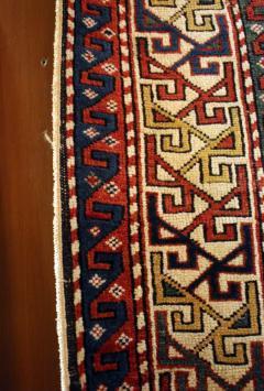 Antique Caucasian Shirvan Carpet - 852223