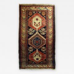 Antique Caucasian Shirvan Carpet - 853454