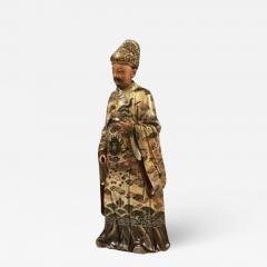 Antique Chinese 18th Century Terracotta Nodding Figure - 1303288