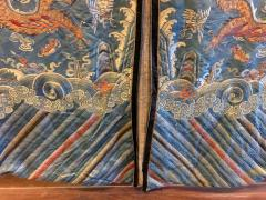 Antique Chinese Imperial Dragon Robe Qing Dynasty - 1067323