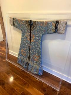 Antique Chinese Imperial Dragon Robe Qing Dynasty - 1067325