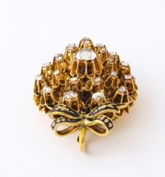 Antique Diamond Heart Locket - 2098021