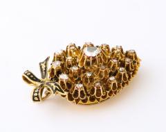 Antique Diamond Heart Locket - 2098023