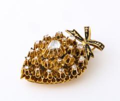 Antique Diamond Heart Locket - 2098026