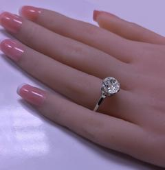 Antique Diamond Ring C 1920 - 1118657