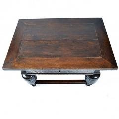 Antique Dutch Chestnut Tavern Table 19th Century - 164267