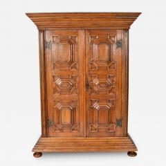 Antique Dutch Kas or Armoire - 167677